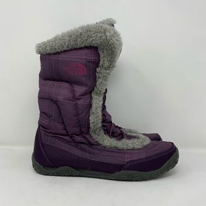The North Face Wool winter boots